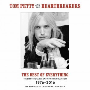 TOM PETTY AND THE HEARTBREAKERS The Best Of Everything (1976-2016 2xCD)