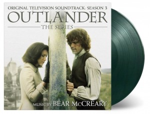 BEAR MCCREARY Outlander SEASON 3 (COLOR VINYL)