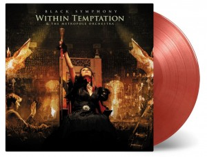 WITHIN TEMPTATION Black Symphony (COLOR 3xLP)