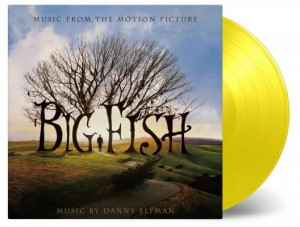 DANNY ELFMAN Big Fish (COLOR 2xLP)