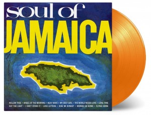 SOUL OF JAMAICA (COLOR LP)