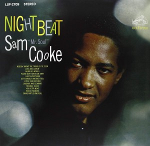 SAM COOKE Night Beat (2xLP 45rpm)