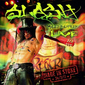 SLASH Featuring MYLES KENNEDY Made In Stoke (3LP+2CD)