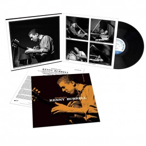 KENNY BURRELL Introducing Kenny Burrell (BLUE NOTE TONE POET SERIES 180g LP)