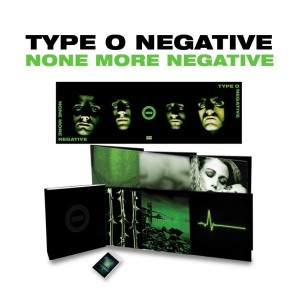 Type O Negative	None More Negative (12xLP)