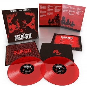 Music of Red Dead Redemption II (COLOR 45rpm 2xLP)