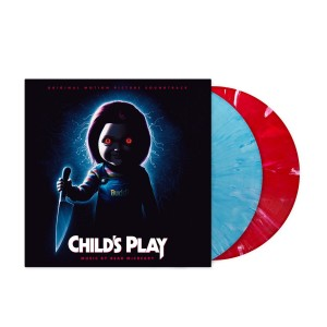 BEAR McCREARY Child's Play (COLOR LP)