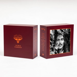 GEORGE HARRISON The Vinyl Collection BOX 18xVINYL
