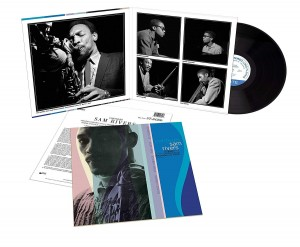 SAM RIVERS Contours (BLUE NOTE TONE POET SERIES)