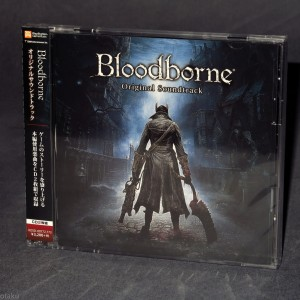 BLOODBORNE Original Soundtrack (JAPAN 2xCD)