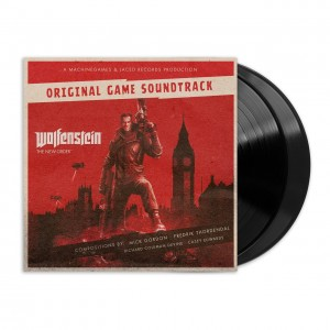 Wolfenstein – The New Order / The Old Blood (2xLP)