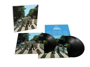 BEATLES Abbey Road  (50th Anniversary Edition / 3xLP 180g)