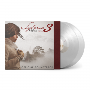 INON ZUR Syberia 3 (COLOR LP)