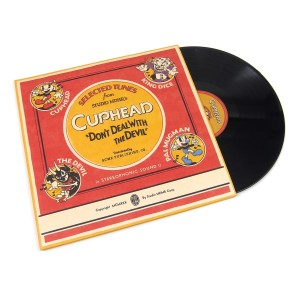 KRISTOFER MADDIGAN Cuphead (Original Soundtrack 2xLP)