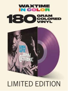 JOHN COLTRANE Lush Life (180g COLOR LP)