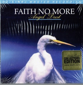 FAITH NO MORE Angel Dust (ULTRADISC II 24 KT GOLD)