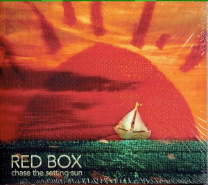 RED BOX Chase The Setting Sun (CD)