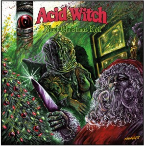 Acid Witch Black Christmas Evil