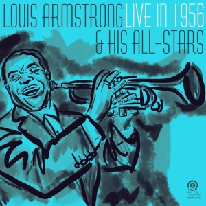 BF19 LOUIS ARMSTRONG & His All-Stars Live in 1956
