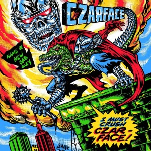 BF19 CZARFACE Czarvin Hagler (COLOR LP)