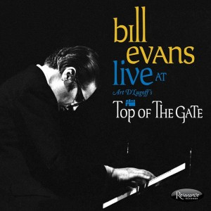 BF19 BILL EVANS Live at Art D'Lugoff's Top of The Gate