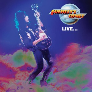 Ace Frehley Frehley's Comet Live . . .