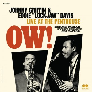 BF19 JOHNNY GRIFFIN / EDDIE 'LOCKJAW' DAVIS QUINTET Ow! Live at The Penthouse