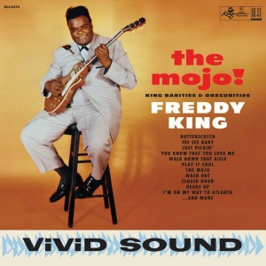 BF19 FREDDY KING The Mojo! King Rarities & Obscurities