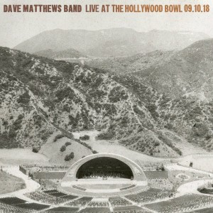 DAVE MATTHEWS BAND Live At The Hollywood Bowl (5xLP BOX)