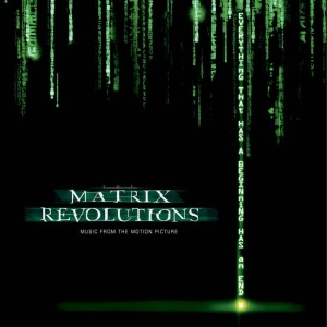 BF19 The Matrix Revolutions Music From The Motion Picture (2LP Coke Bottle Green Vinyl)