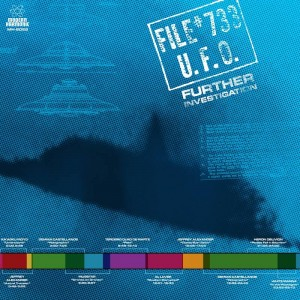 BF19 Various Artists File #733 U.F.O. - Further Investigation