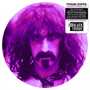 BF19 FRANK ZAPPA Peaches En Regalia / Little Umbrellas