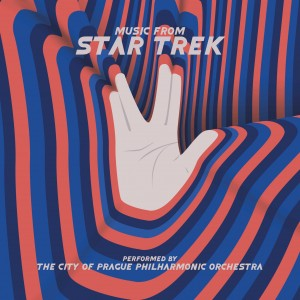 THE CITY OF PRAGUE PHILHARMONIC ORCHESTRA Music from Star Trek
