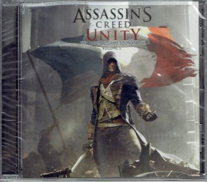 CHRIS TILTON Assassin's Creed Unity Vol. 1 (CD)