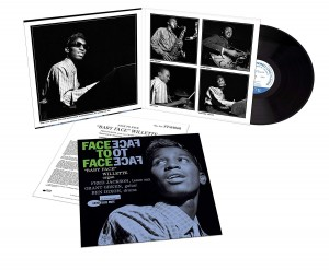 'BABY FACE' WILLETTE Face To Face (TONE POET LP)
