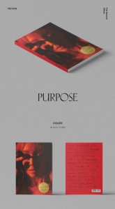 TAEYEON Purpose (KPOP CD)