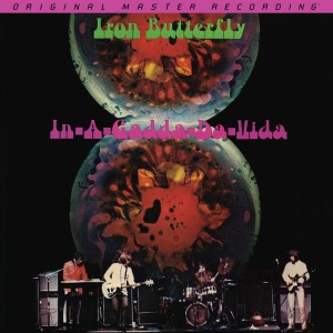IRON BUTTERFLY In-A-Gadda-Da-Vida (MFSL)