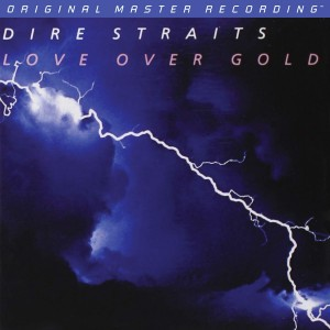 DIRE STRAITS Love Over Gold (MFSL 2xLP 45rpm)