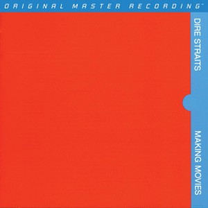 DIRE STRAITS Making Movies (MFSL 2xLP 45rpm)