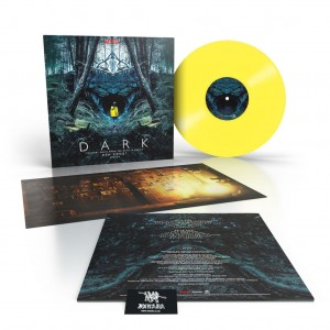 BEN FROST Dark: Cycle 1 (ANORAK YELLOW VINYL)