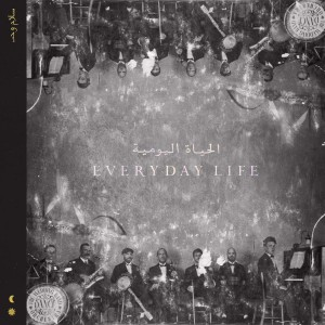 COLDPLAY Everyday Life (180gr 2xLP)