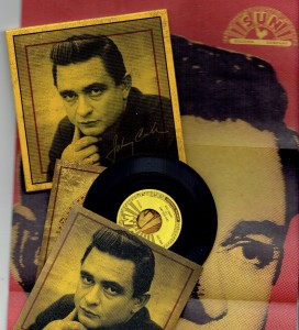 JOHNNY CASH Cry! Cry! Cry! (1x SINGLE FOR RSD3 MINI TURNTABLE)