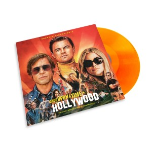 Quentin Tarantino's Once Upon a Time In Hollywood (INDIE COLOR 2xLP)