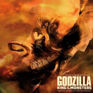 BEAR MCCREARY Godzilla: King of the Monsters (COLOR  2xLP)