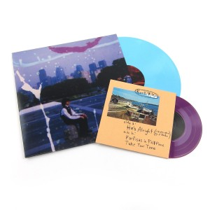 "KURT VILE Childish Prodigy (10th Anniversary Blue Vinyl + Purple Vinyl 7' ""He's Alright"")"