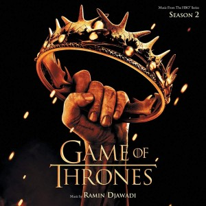 RAMIN DJAWADI Game Of Thrones (Music From The HBO Series) Season 2