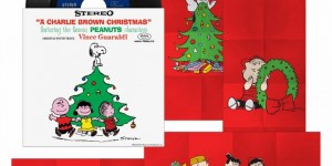 A Charlie Brown Christmas (4x SINGLES FOR RSD3 MINI TURNTABLE)