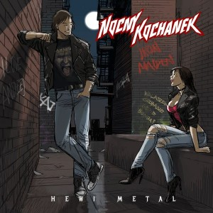 NOCNY KOCHANEK Hewi Metal (FAN KLUB SIGNED EDITION)