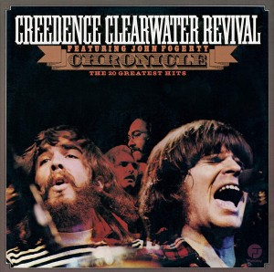 CREEDENCE CLEARWATER REVIVAL & JOHN FOGERTY Chronicle - The 20 Greatest Hits