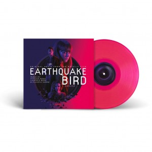 ATTICUS ROSS, LEOPOLD ROSS & CLAUDIA SARNE Earthquake Bird (NEON PINK LP)